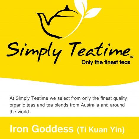 Iron Goddess Oolong 100g