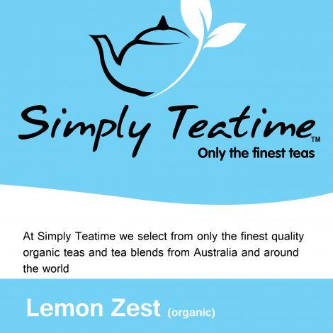 Lemon Zest 75g