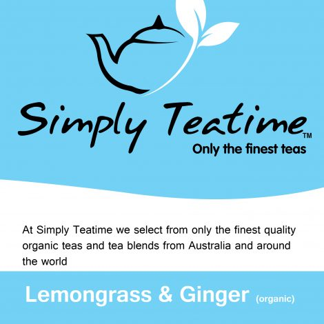 Lemongrass & Ginger 75g